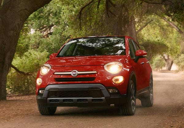 2017 FIAT 500X available near Atlantic City