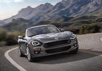 2017 FIAT 124 Spider available in South Jersey