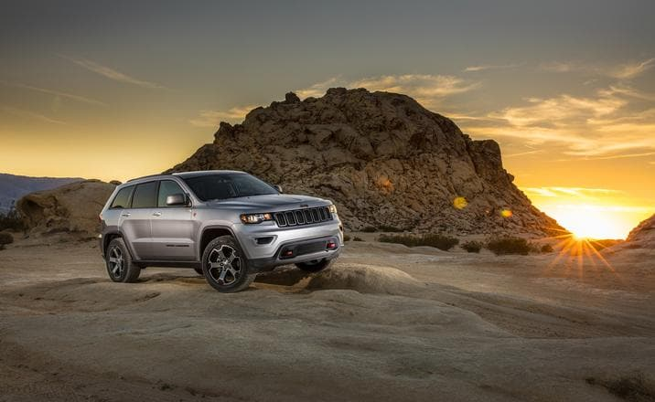2017 Jeep Grand Cherokee in South Jersey