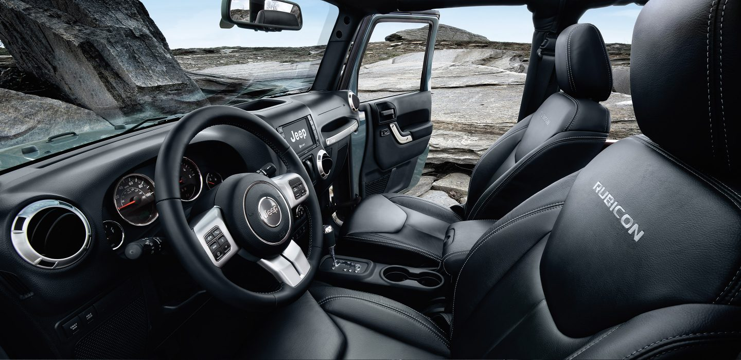 New Features In The 2017 Jeep Wrangler Atlantic City