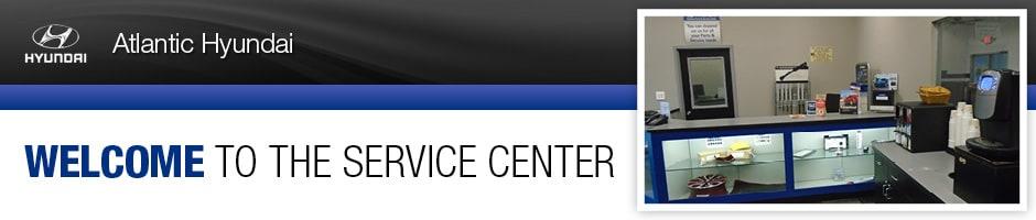 Atlantic Hyundai Service Center