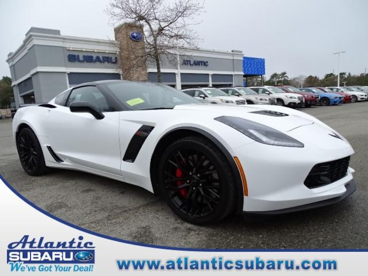 Used 2016 Chevrolet Corvette Z06  w/2LZ Coupe for sale on Cape Cod MA