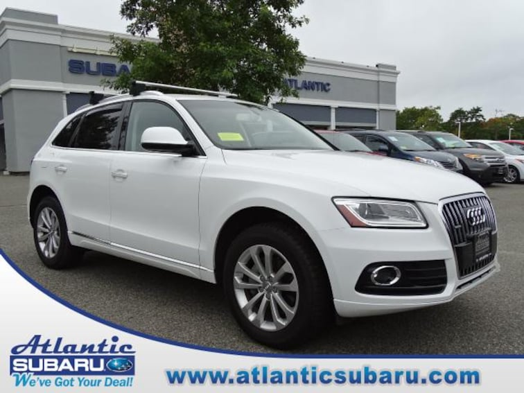 Used 2016 Audi Q5 Quattro  2.0T Premium SUV for sale on Cape Cod MA