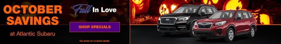 October Savings