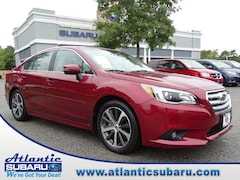 Certified Pre-Owned 2017 Subaru Legacy 2.5i Limited Sedan 4S3BNAN63H3065643 for sale in Bourne MA