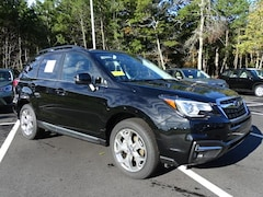 New 2018 Subaru Forester 2.5i Touring with Eyesight + Nav + Starlink SUV JF2SJAWC6JH611216 for sale in Bourne MA