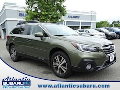Certified Pre-Owned 2018 Subaru Outback 2.5i Limited SUV 4S4BSANC9J3264308 for sale in Bourne MA