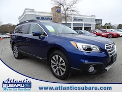 Certified Pre-Owned 2017 Subaru Outback 2.5i Limited SUV for sale in Bourne MA