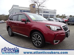Certified Pre-Owned 2017 Subaru Forester 2.0XT Touring CVT SUV for sale in Bourne MA