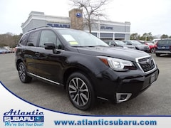 Certified Pre-Owned 2018 Subaru Forester 2.0XT Touring CVT SUV for sale in Bourne MA