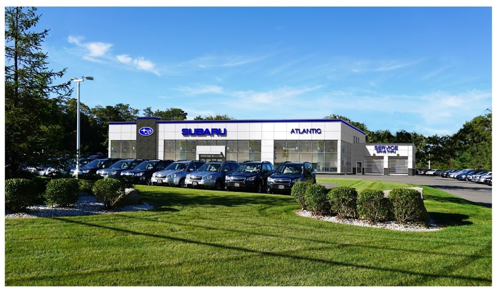 Atlantic Subaru dealer in Cape Cod