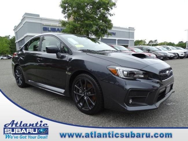 2018 Subaru WRX Premium Manual Sedan