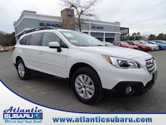 Certified Pre-Owned 2016 Subaru Outback 2.5i Premium Pzev SUV for sale in Bourne MA
