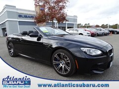 Used 2014 BMW M6 Convertible for sale in Bourne MA