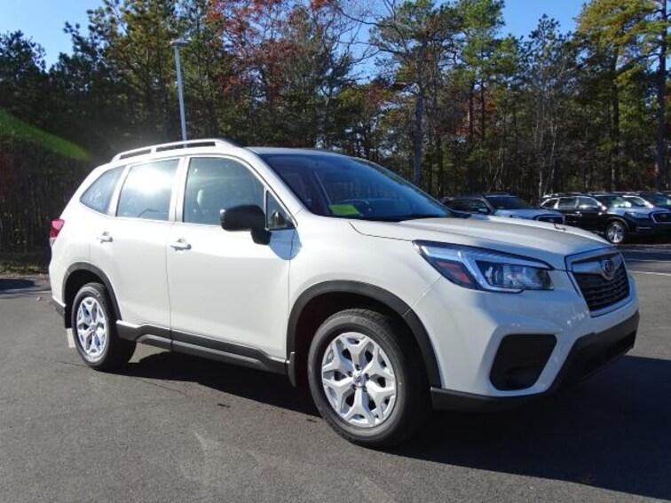 New 2019 Subaru Forester SUV for sale in Bourne MA