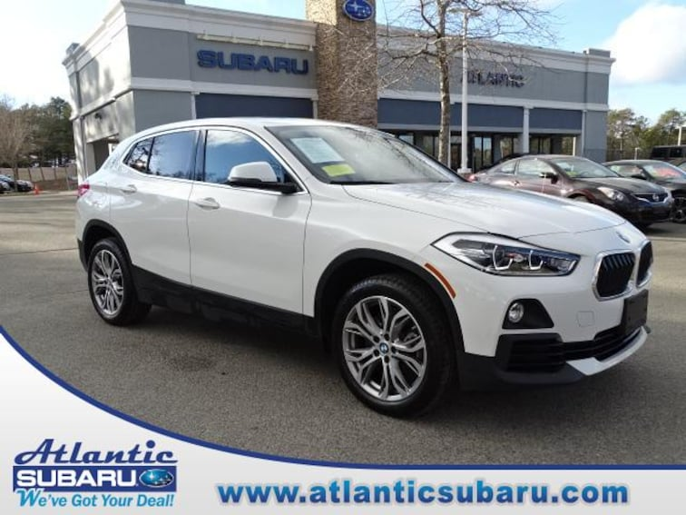 Used 2018 BMW X2 Xdrive28i Sports Activity Vehicle Sports Activity Coupe for sale on Cape Cod MA