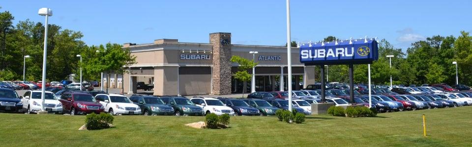 About Us - Atlantic Subaru - Subaru Dealer Near Cape Cod, Bourne