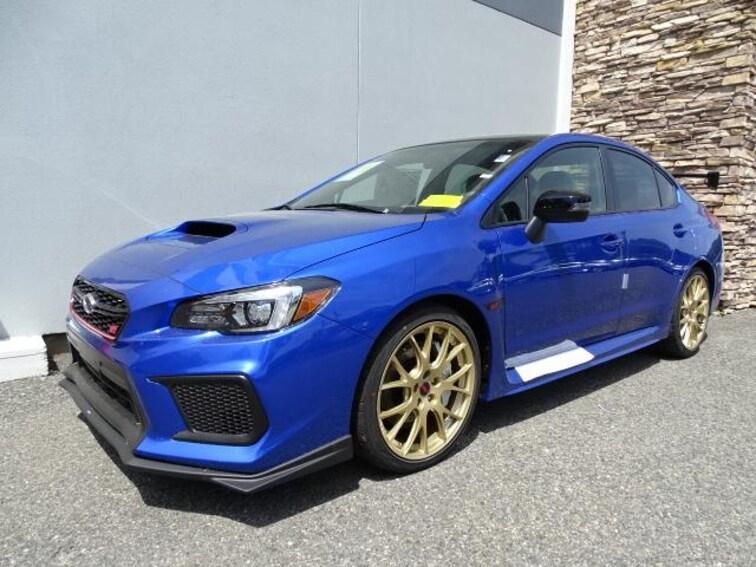 New 2018 Subaru WRX STI Type RA Sedan for sale in Bourne MA