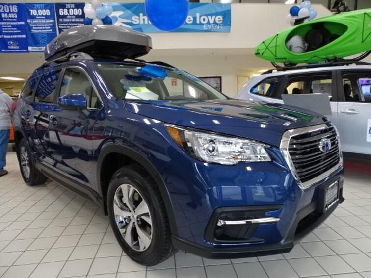 New 2019 Subaru Ascent Premium 7-Passenger SUV for sale in Bourne MA