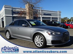Used 2016 Audi A6 Quattro 3.0T Premium Plus Sedan for sale in Bourne MA