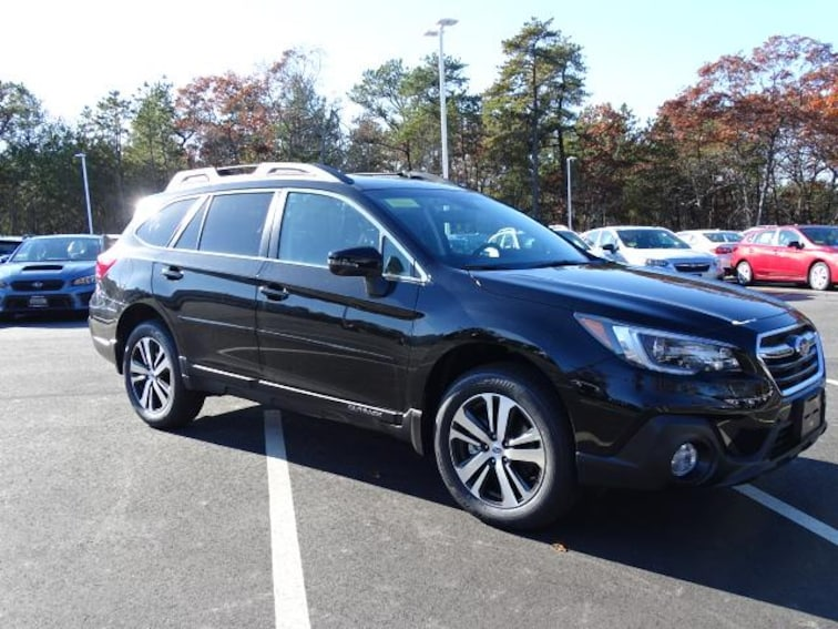 New 2019 Subaru Outback 3.6R Limited SUV for sale in Bourne MA