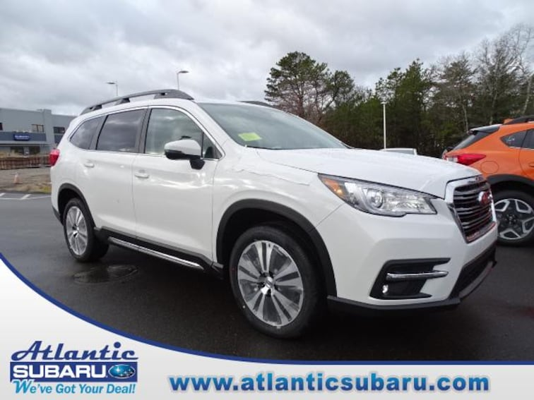 New 2019 Subaru Ascent Limited 7-Passenger SUV for sale in Bourne MA