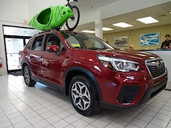 New 2019 Subaru Forester Premium SUV for sale in Bourne MA