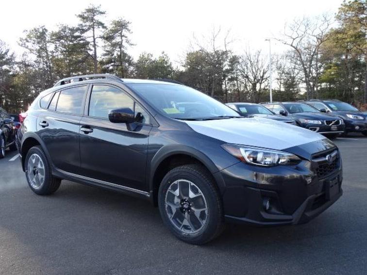 New 2019 Subaru Crosstrek 2.0i Premium SUV for sale in Bourne MA