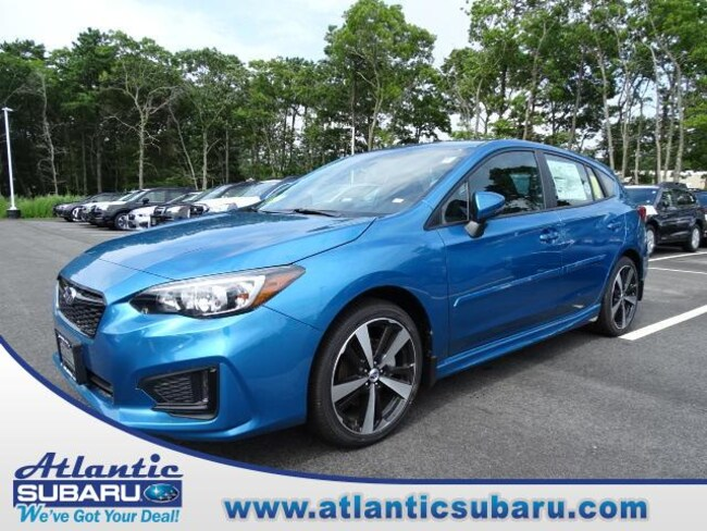 New 2018 Subaru Impreza 2.0i Sport 5-door in Bangor