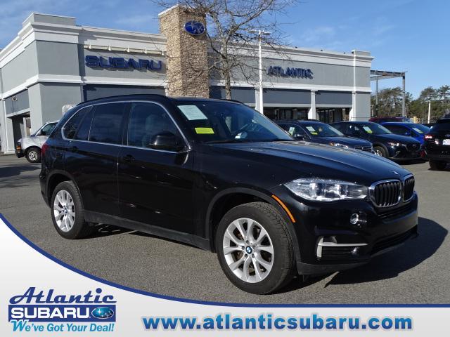 Featured 2016 BMW X5 AWD  xDrive35i SAV for sale in Bourne, MA at Atlantic Subaru