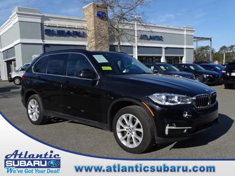 Used 2016 BMW X5 AWD  Xdrive35i SAV for sale on Cape Cod MA