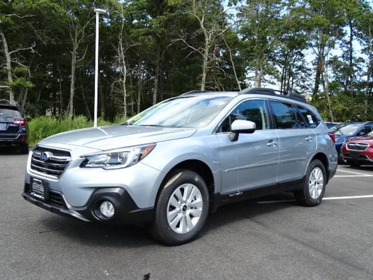 New 2018 Subaru Outback 2.5i Premium with Starlink SUV for sale in Bourne MA