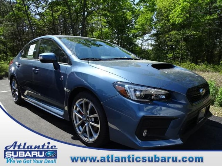 New 2018 Subaru WRX Limited 50th Anniversary Edition Sedan for sale in Bourne MA