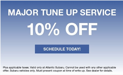 Major Tune Up Service