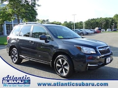 Certified Pre-Owned 2018 Subaru Forester 2.5i Premium CVT SUV JF2SJAGC9JH498229 for sale in Bourne MA