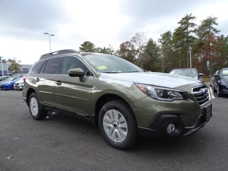 New 2019 Subaru Outback 2.5i Premium SUV for sale in Bourne MA