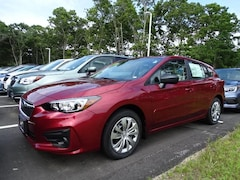 New 2018 Subaru Impreza 2.0i 5-door 4S3GTAA65J3749021 for sale in Bourne MA