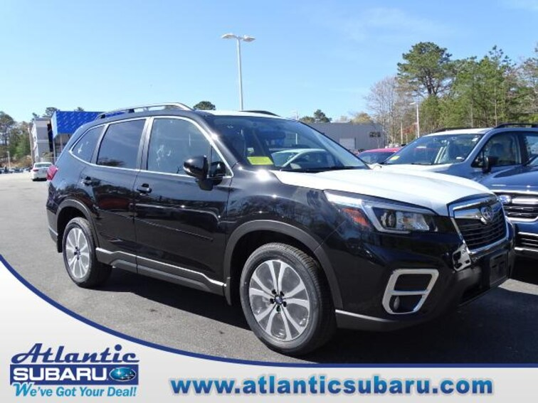 New 2019 Subaru Forester Limited SUV for sale in Bourne MA