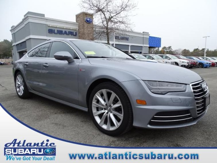 Used 2016 Audi A7 HB Quattro 3.0 Premium Plus Sedan for sale on Cape Cod MA