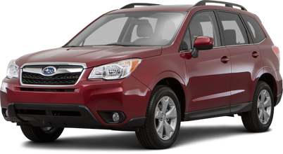 new Subaru Forester SUV
