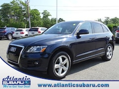 Used 2010 Audi Q5 Quattro  Prestige SUV WA1VKAFP6AA097415 for sale in Bourne MA