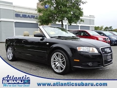 Used 2009 Audi A4 Cabriolet Auto 2.0T Quattro *Ltd Avail* Convertible WAUDF48H19K008852 for sale in Bourne MA
