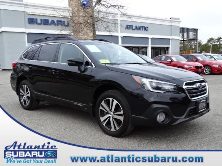 Certified Pre-Owned 2018 Subaru Outback 3.6R Limited SUV for sale in Bourne MA