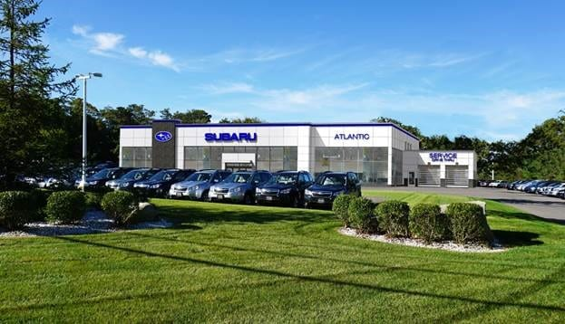 Atlantic Subaru- New & Used Car dealership
