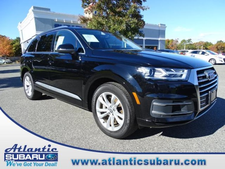 Used 2018 Audi Q7 3.0 Tfsi Premium Plus SUV for sale on Cape Cod MA