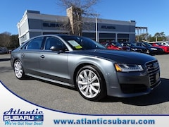 Used 2017 Audi A8 3.0 Tfsi Sedan for sale in Bourne MA