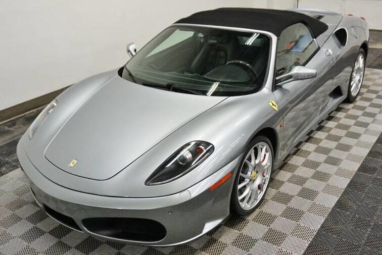 Used 2008 Ferrari F430 SPIDER F1 Convertible for sale on Cape Cod MA