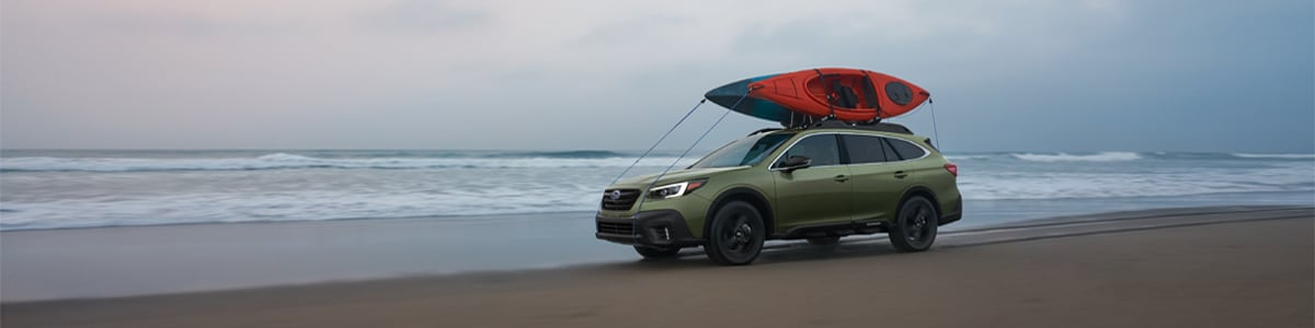 2020 Subaru Outback in Cape Cod