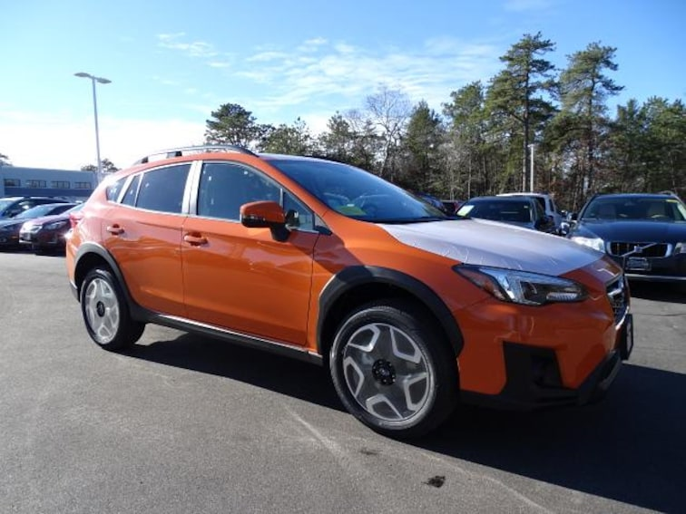 New 2019 Subaru Crosstrek 2.0i Limited SUV for sale in Bourne MA