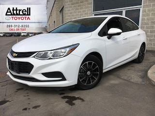 2016 Chevrolet Cruze LS Alloy Wheels, Tinted Windows, USB, AUX, ABS, KE Sedan